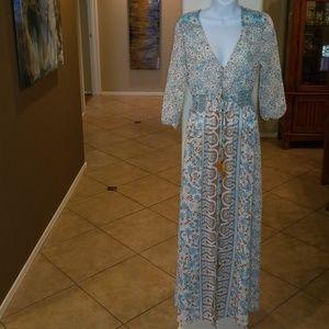 Ladies Boho Dress